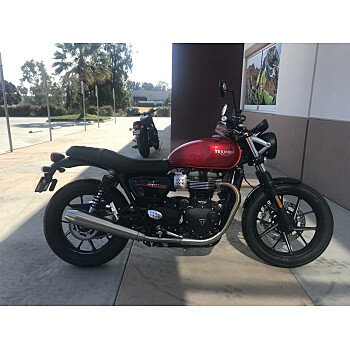 2019 Triumph Street Twin for sale 200721692